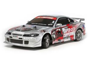 TAMIYA 1/10 NISMO COPPERMIX SILVIA TT-02D (KIT)