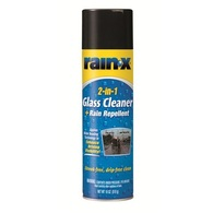 RAIN-X 2 IN 1 FOAMING GLASS CLEANER 510G