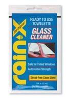 RAIN-X GLASS CLEANER TOWLETTE 22ML