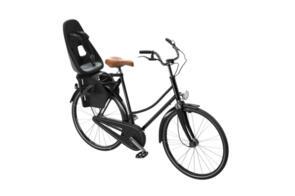 THULE YEPP NEXXT MAXI EZ (RACK MNT) KIDS BIKE SEAT -GREY