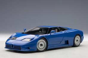 AUTOART 1/18 BUGATTI EB110 GT BLUE