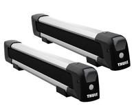 THULE 7326 SNOWPACK CARRIER 6 PR SKIS / 4 BOARDS
