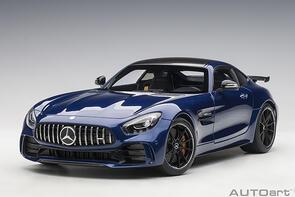 AUTOART 1/18 MERCEDES-BENZ AMG GTR BLUE