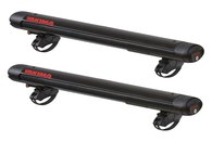 YAKIMA FATCAT 6 EVO BLACK - 6 SKIS / 4 SNOWBOARD CARRIER