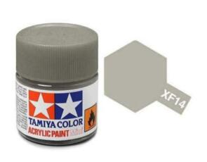 TAMIYA XF14 ACRYLIC 10ML J.A. GREY
