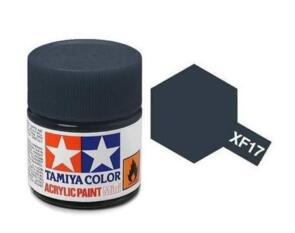 TAMIYA XF17 ACRYLIC 10ML SEA BLUE