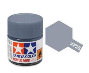 TAMIYA XF25 ACRYLIC 10ML LITE SEAGREY