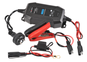 PROJECTA BATTERY CHARGER 0.8A 12V 4 STAGE