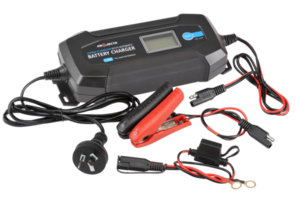 PROJECTA BATTERY CHARGER 4A 6/12V 8 STAGE