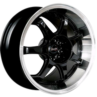 ADVANTI STAGE GLOSS BLACK LP