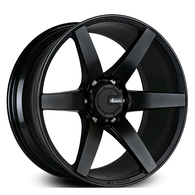 ADVANTI HURRICANE MATT BLACK