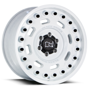BLACK RHINO AXLE GLOSS WHITE