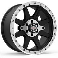 CENTERLINE 833 SATIN BLACK MACHINED CENTRE AND RING