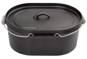 CHARMATE CAMP OVEN - 10QRT OVAL