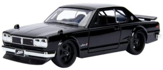 JADA 1/32 FF 1971 NISSAN SKYLINE GT-R 2000