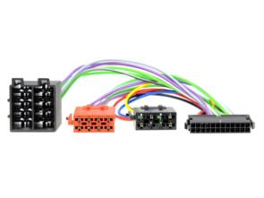 CONNECTS 2 T-HARNESS ISO 2 MOLEX BURY / PARROT MKI RANGE CONNECTOR