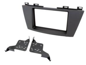 CONNECTS 2 FITTING KIT MAZDA 5 PREMACY 2010 - 2018 DOUBLE DIN BLACK