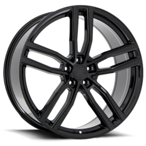 COVERT CV3 GLOSS BLACK