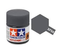 TAMIYA XF54 ACRYLIC 10ML DARK SEAGREY
