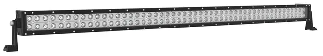 METRA DAYTONA LIGHTBAR DUAL ROW LED - 52 INCH