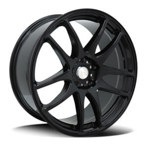 DTM KS091 | WECR-K GLOSS BLACK