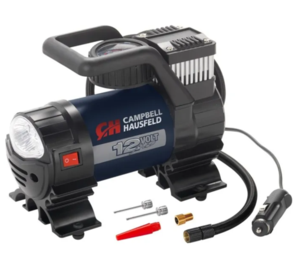 CAMPBELL HAUSFELD INFLATOR 12V WITH LIGHT 150PSI
