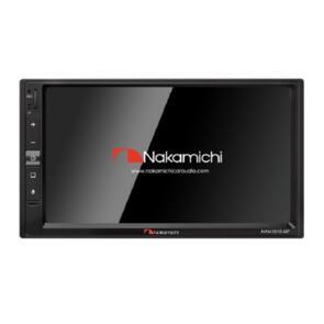 NAKAMICHI NAM3510 CARPLAY/ANDROID AUTO HEAD UNIT