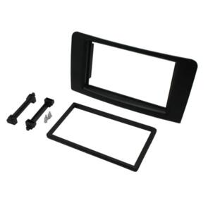 CONNECTS 2 FITTING KIT MERCEDES ML 2005 - 2011 DOUBLE DIN BLACK