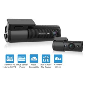 BLACKVUE DR750-2CH IR LTE FULL HD DASHCAM WITH 32GB MICRO SD CARD