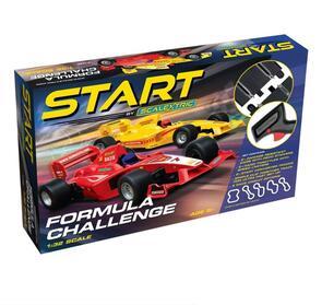 SCALEXTRIC C1408 SCALEXTRIC START SET: FORMULA 1 CHALLENGE