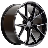 FORUM WHEELS CHARGER GLOSS BLACK