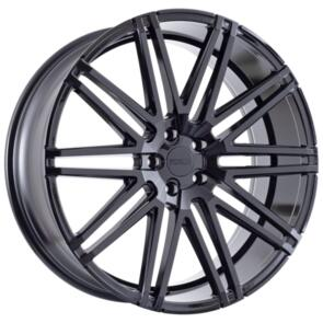 FORUM WHEELS INJECTOR GLOSS BLACK