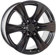 FORUM WHEELS KRATOS MATT BLACK