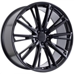 FORUM WHEELS OCTANE GLOSS BLACK