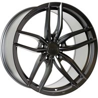 FORUM WHEELS SHIFT MATT BLACK