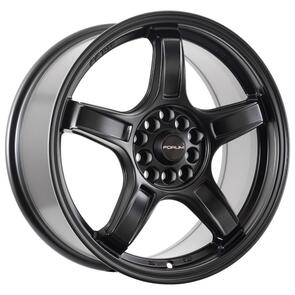 FORUM WHEELS BLITZ MATT BLACK