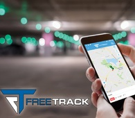 FREETRACK FT06E VEHICLE GPS TRACKING UNIT