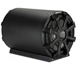 "KICKER TB10 10"" SUBWOOFER ENCLOSURE 2OHM 400W RMS"