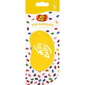 JELLY BELLY AIR FRESHENER 3D TOP BANANNA