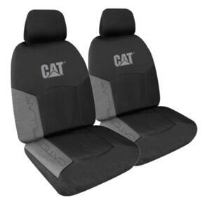 CATERPILLAR CAT P/CANVAS SEAT COVER GREY 30