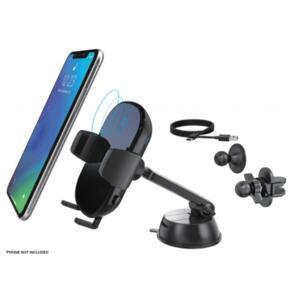 AERPRO WIRELESS CHARGING SMARTPHONE HOLDER QI 10W