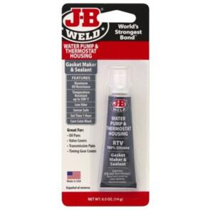 HYPER DRIVE WATER PUMP & THERMOSTAT RTV SILICONE 14G