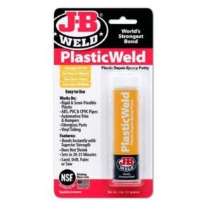 HYPER DRIVE PLASTICWELD EPOXY PUTTY STICK 57GR