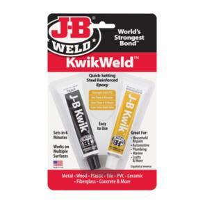 HYPER DRIVE KWIKWELD EPOXY TWIN 28.4GR TUBES