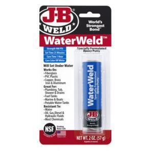 HYPER DRIVE WATERWELD EPOXY PUTTY STICK 57GR