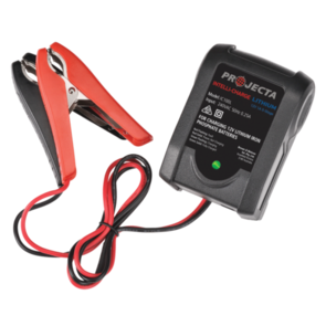 PROJECTA LITHIUM BATTERY CHARGER 1A 12V
