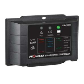 PROJECTA SOLAR CONTROLLER 8A 12V 4 STAGE