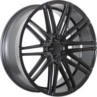 FORUM WHEELS INJECTOR MATT BLACK
