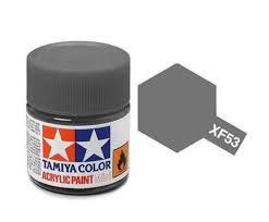 TAMIYA XF53 ACRYLIC 10ML NEUTRAL GREY