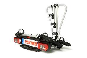 YAKIMA JUSTCLICK 3 - 3 BIKE CARRIER - 50MM ONLY